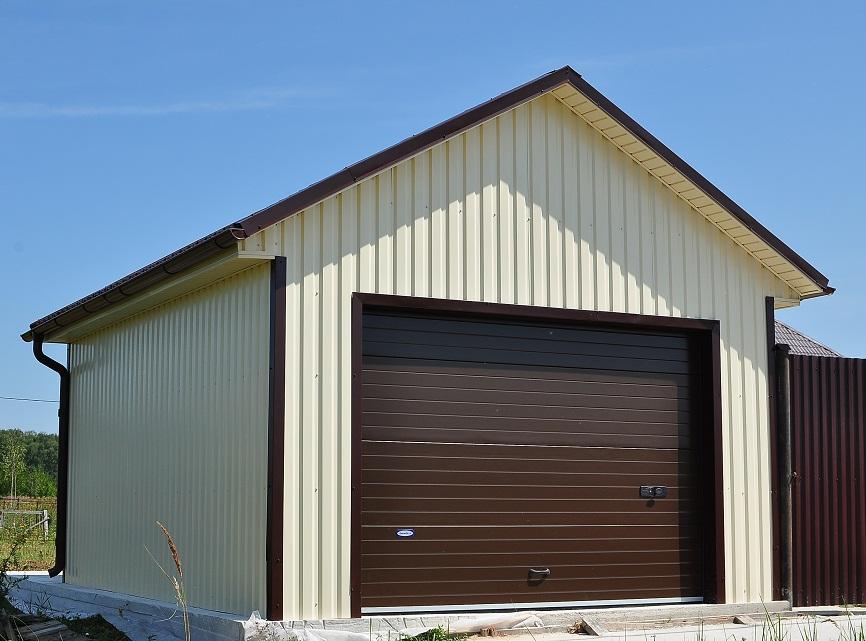 Купить гараж под грузовую машину