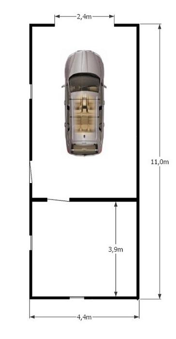 Отделка гаража внутри материалы и особенности их