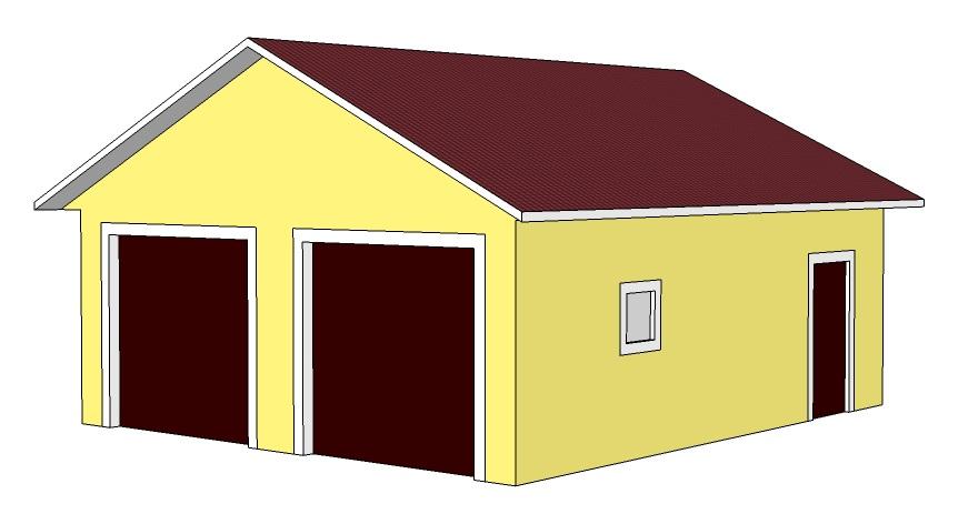 Нужен проект гаража купить гараж двухэтажный спб
